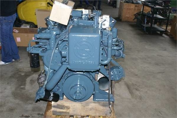motor pentru Detroit 8V92 alte mașini de construcții