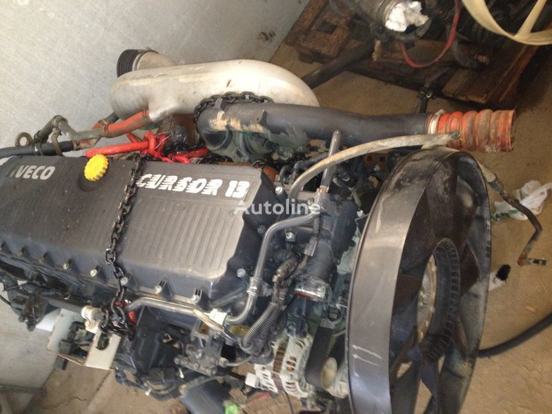 Iveco F3BE0681 E3 von PS 440/480/540 Cursor 13 motor pentru IVECO Cursor/Stralis/Trakker Euro 3 S44-S48-S54  camion