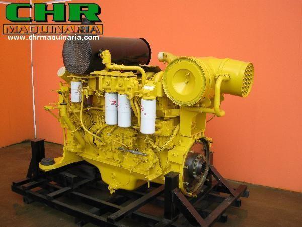 KOMATSU PC750 SAA6D140-E2 saa6d140-E2 motor pentru excavator