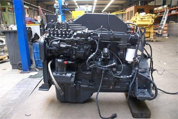 KOMATSU S6D114 E1 motor pentru KOMATSU S6D114 E1 încărcător frontal