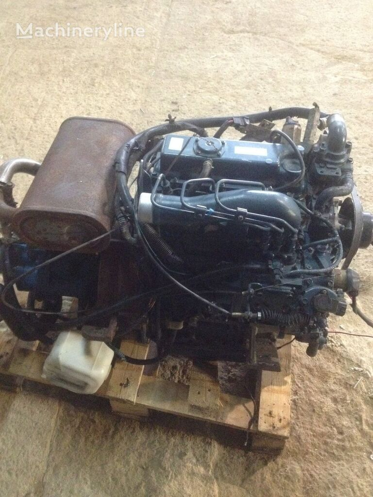 motor KUBOTA D1503 pentru cilindru compactor HAMM HD 10C VV