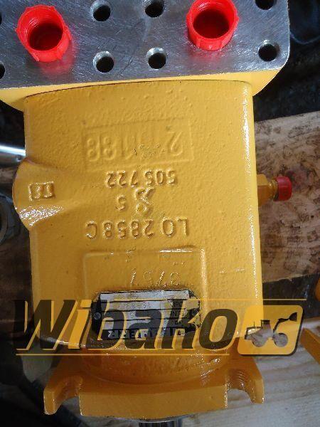 Drive motor Liebherr LMF45 motor pentru LMF45 alte mașini de construcții