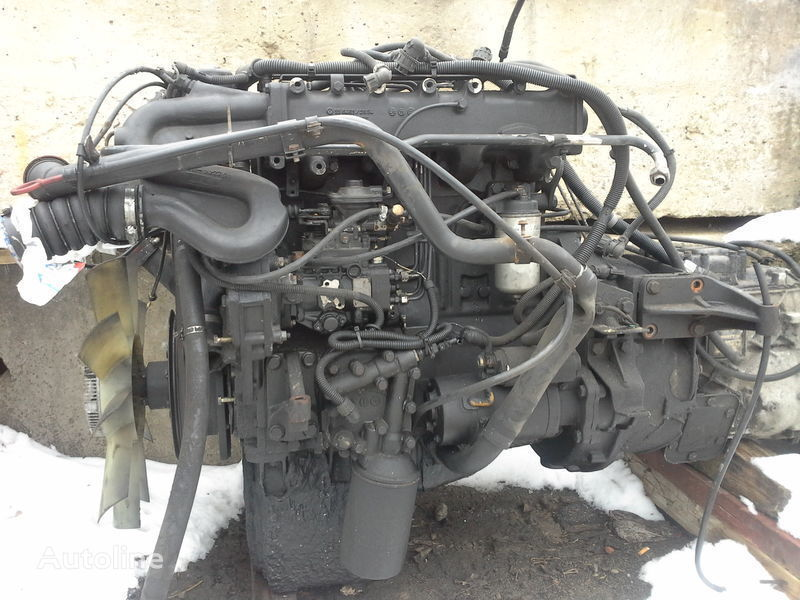 Motor MAN 4.6l 163 k.s 114kv prostoy turbo-dizel 440 tis. motor pentru MAN camion
