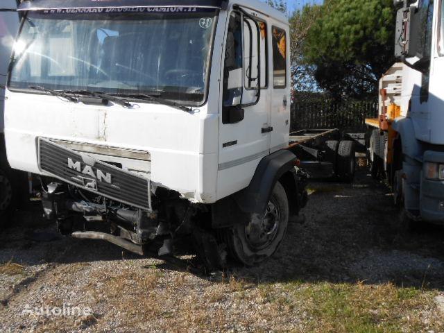 motor pentru MAN 12.224 camion