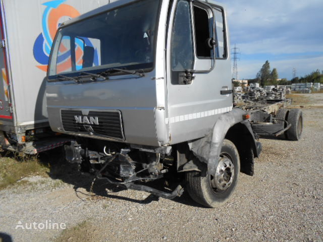 MAN 14.163 EURO 2 B.J. 1998 KM 400000 motor pentru MAN 163 camion