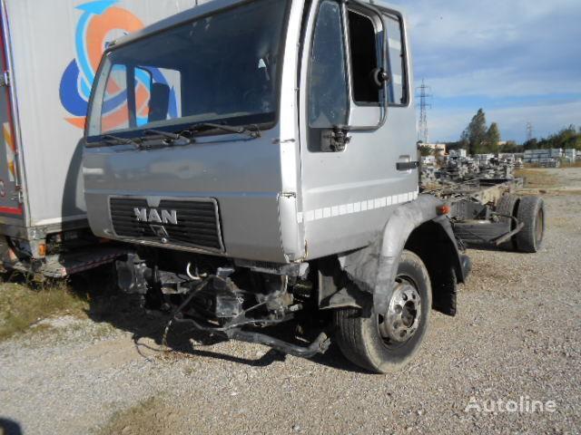 MAn 14.163 motor pentru MAN 163 camion