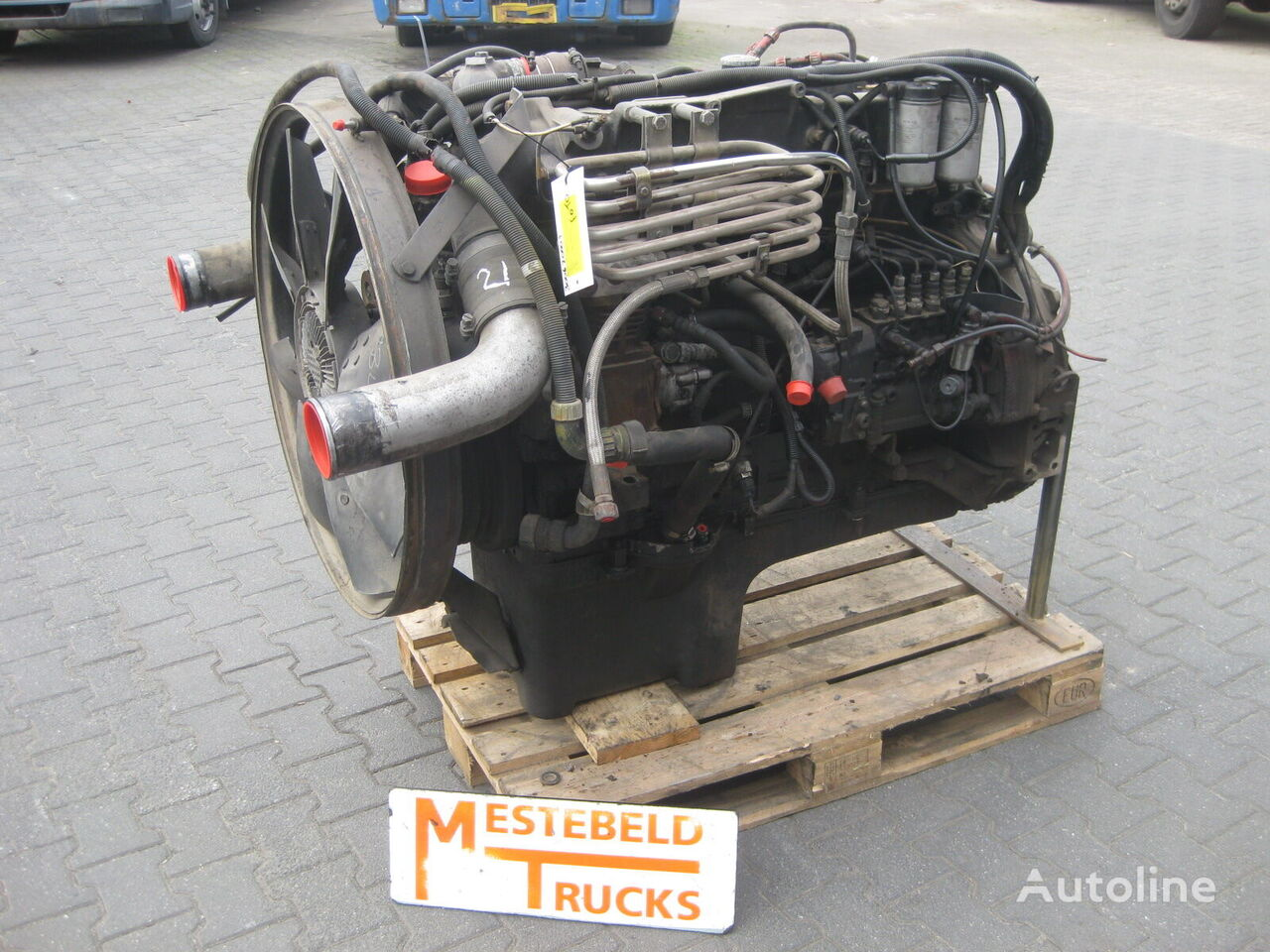MAN D 2865 LF 10 motor pentru MAN camion