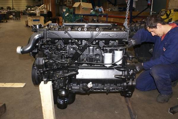 MAN D0826 LF 01/2/3/4/5/6/7/8/9 motor pentru MAN D0826 LF 01/2/3/4/5/6/7/8/9 camion