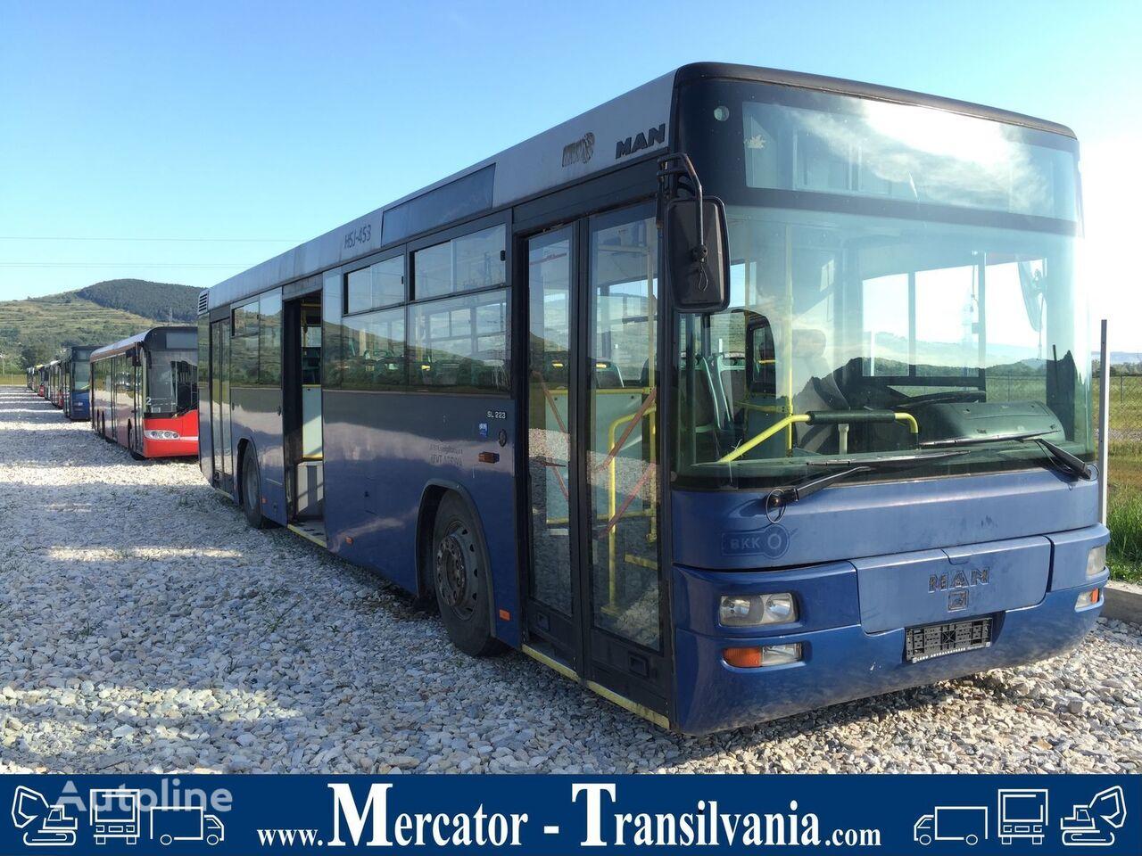 motor MAN D0826 LOH 15 pentru autobuz MAN A 74 / SL 223