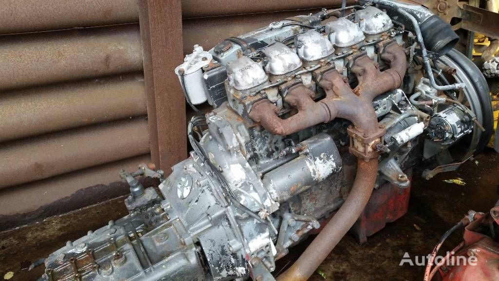 motor pentru MAN D2556MF camion