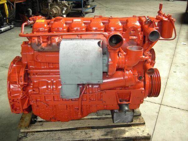 MAN D2866 LOH 01 2/3/6/7/9/20/23/28 motor pentru MAN D2866 LOH 01 2/3/6/7/9/20/23/28 alte mașini de construcții