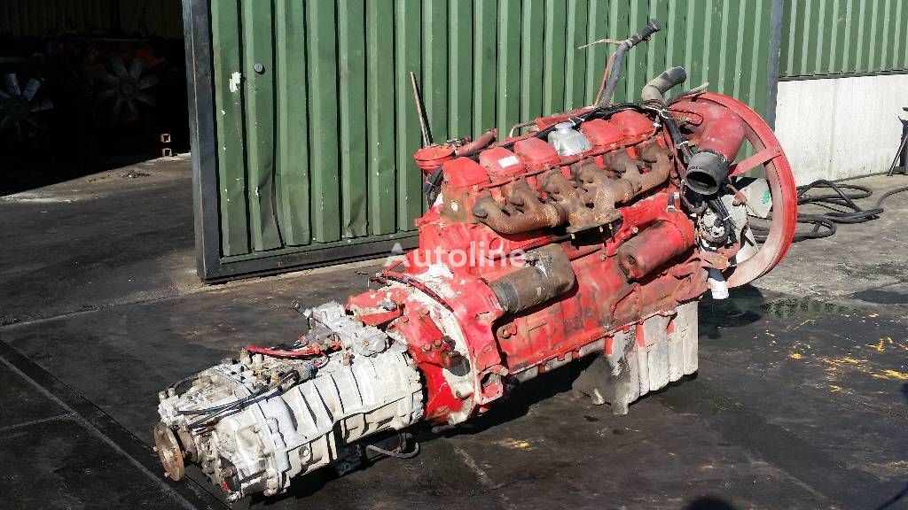 MAN D2866F motor pentru MAN D2866F camion