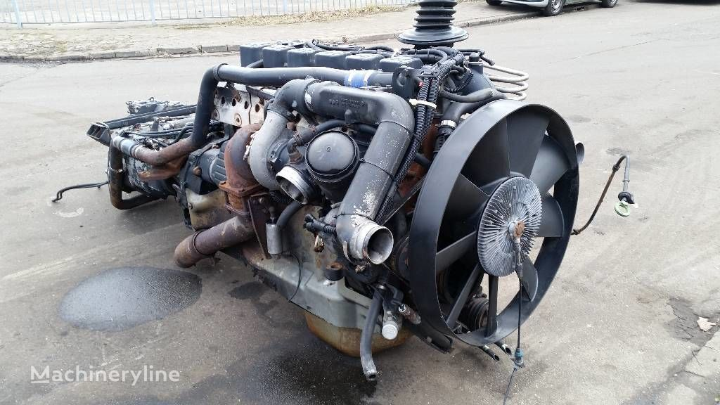 motor pentru MAN D2866LF20 alte mașini de construcții