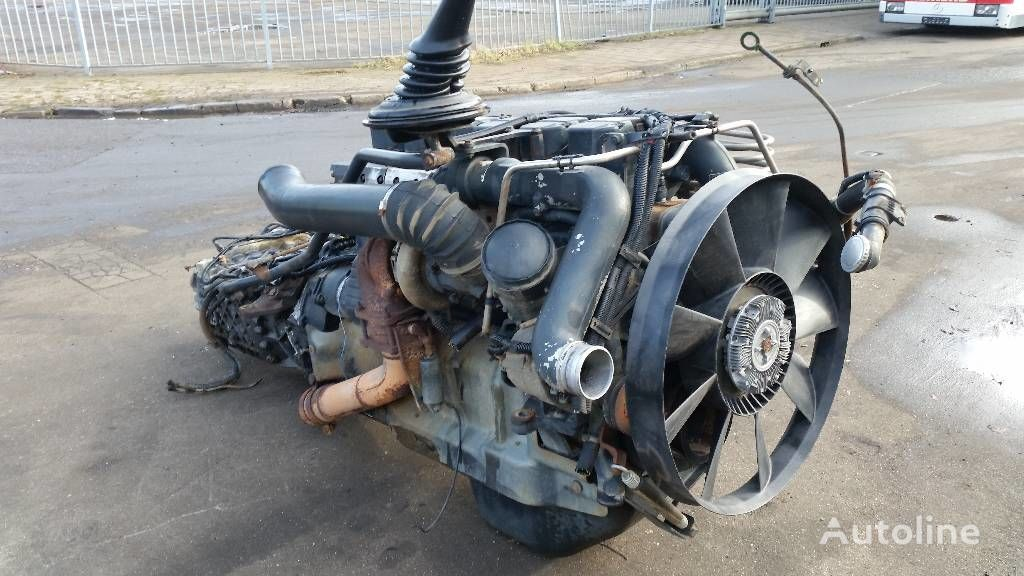 MAN D2866LF31 motor pentru MAN D2866LF31 camion
