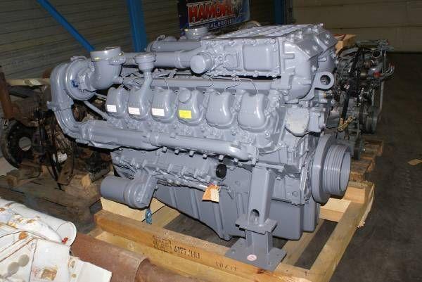 motor pentru MAN NEW FACTORY ENGINES alte mașini de construcții nou
