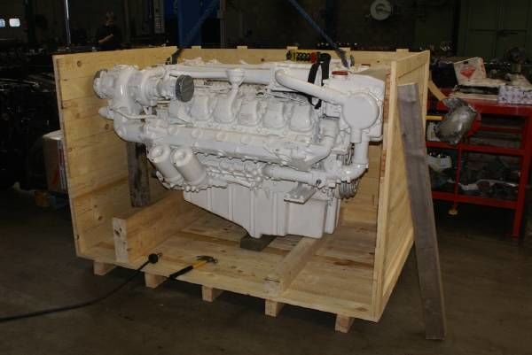 MAN RECONDITIONED ENGINES motor pentru MAN RECONDITIONED ENGINES camion