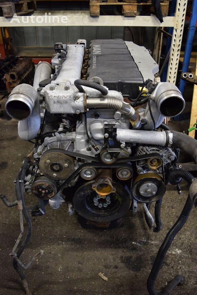 MAN d2066 motor pentru MAN TGA autotractor