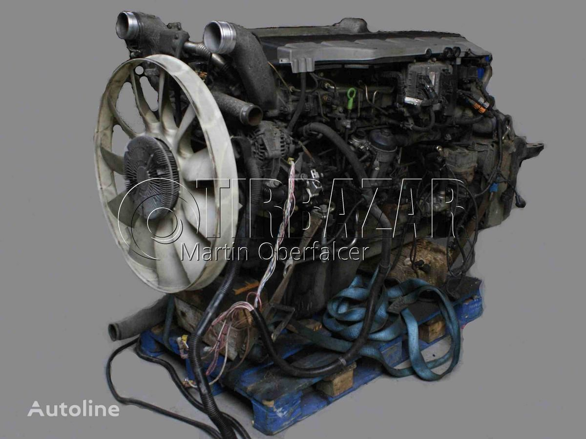 MAN motor 480 HP EURO 4 motor pentru MAN motor 480 HP EURO 4 camion