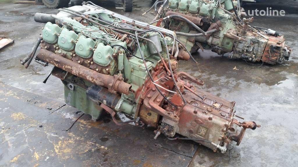 motor pentru MERCEDES-BENZ OM 402 camion