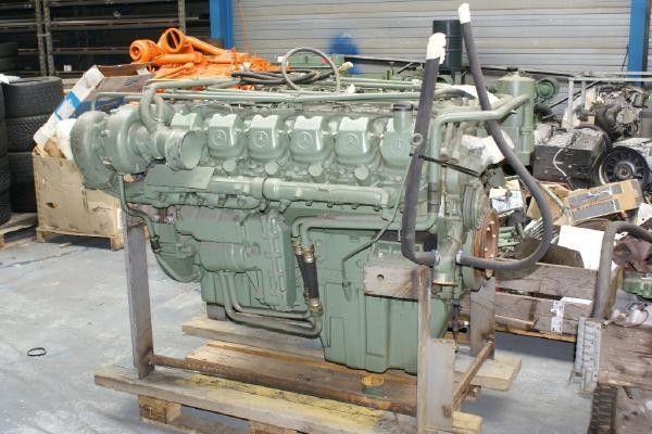 motor pentru MERCEDES-BENZ OM 424 A alte mașini de construcții