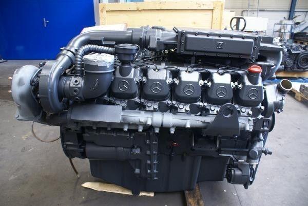 motor pentru MERCEDES-BENZ OM 444 LA alte mașini de construcții