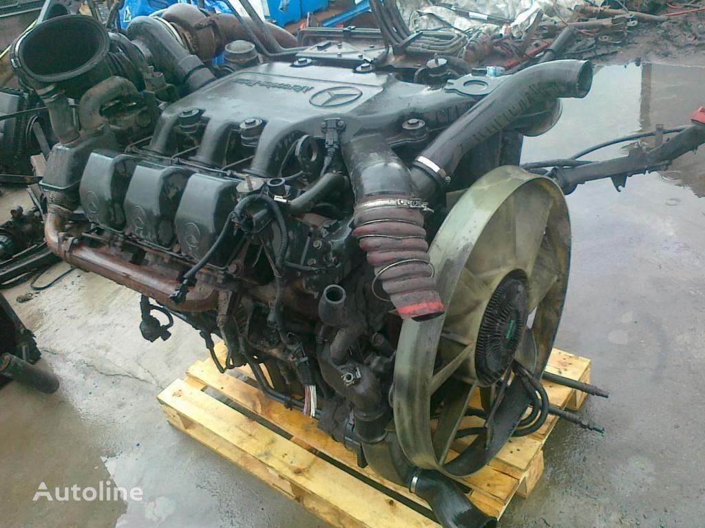 motor pentru MERCEDES-BENZ OM 501 LA V6 glowica blok pompa camion