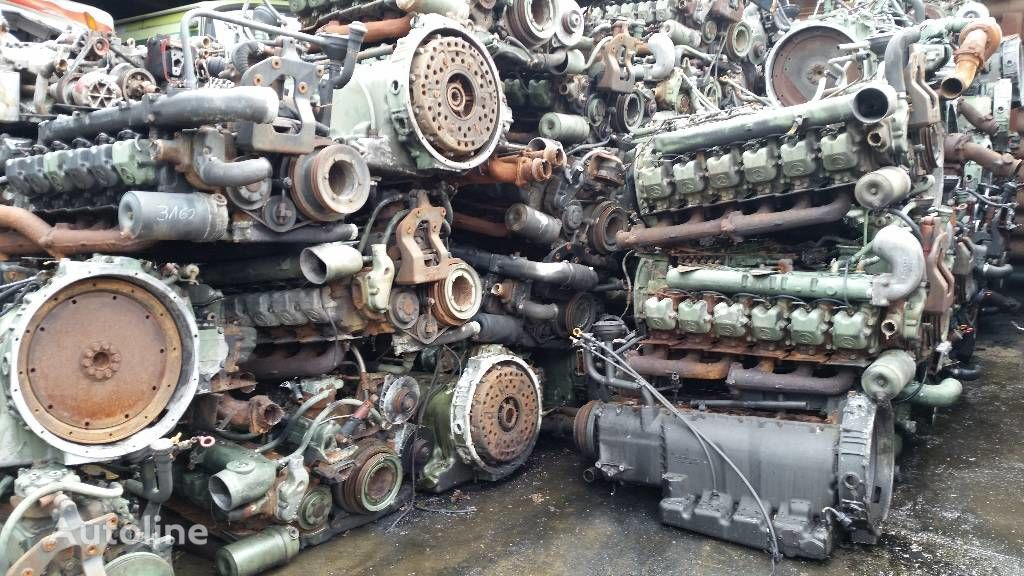 motor pentru MERCEDES-BENZ OM447 OM447LA camion