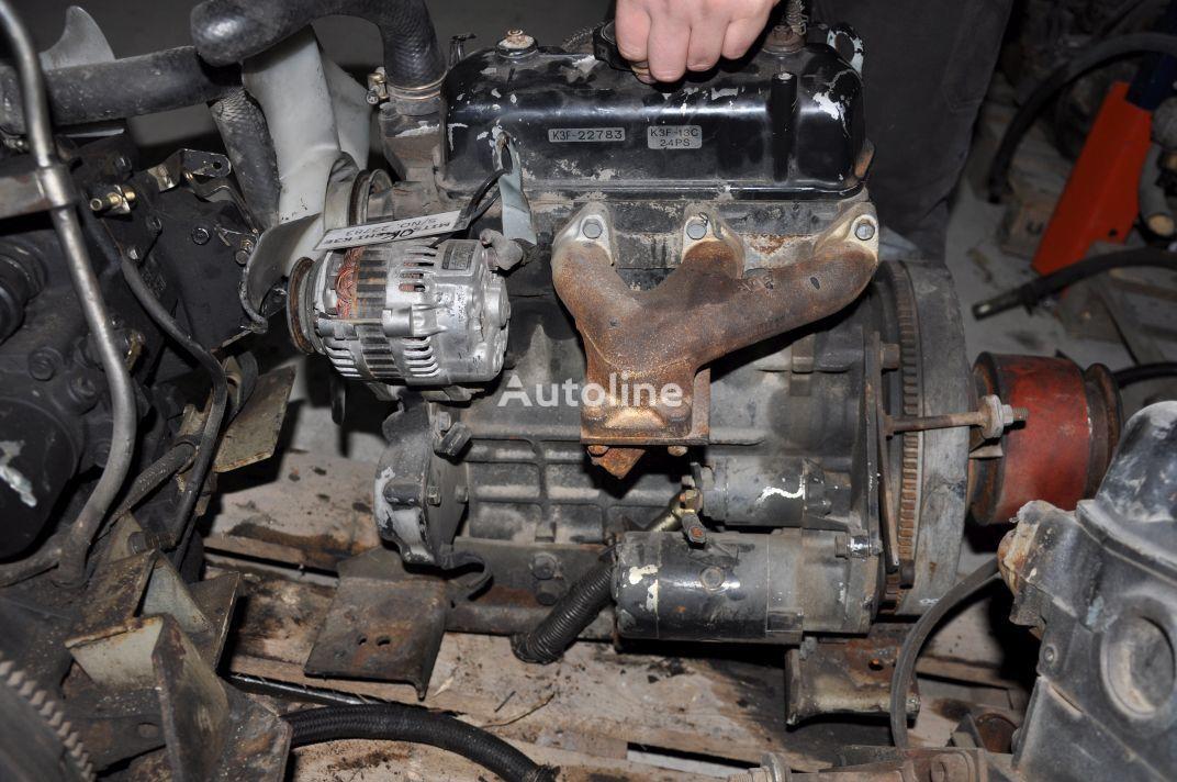 motor MITSUBISHI yaponiya K3F pentru mini incarcator KUBOTA