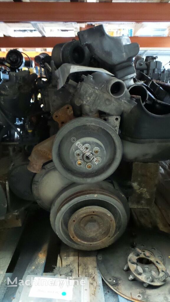 motor MOTEUR THERMIQUE 366 INCOMPLET pentru basculantă articulată BELL B25B