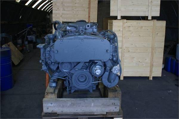 MTU 8V183 TE93 motor pentru generator