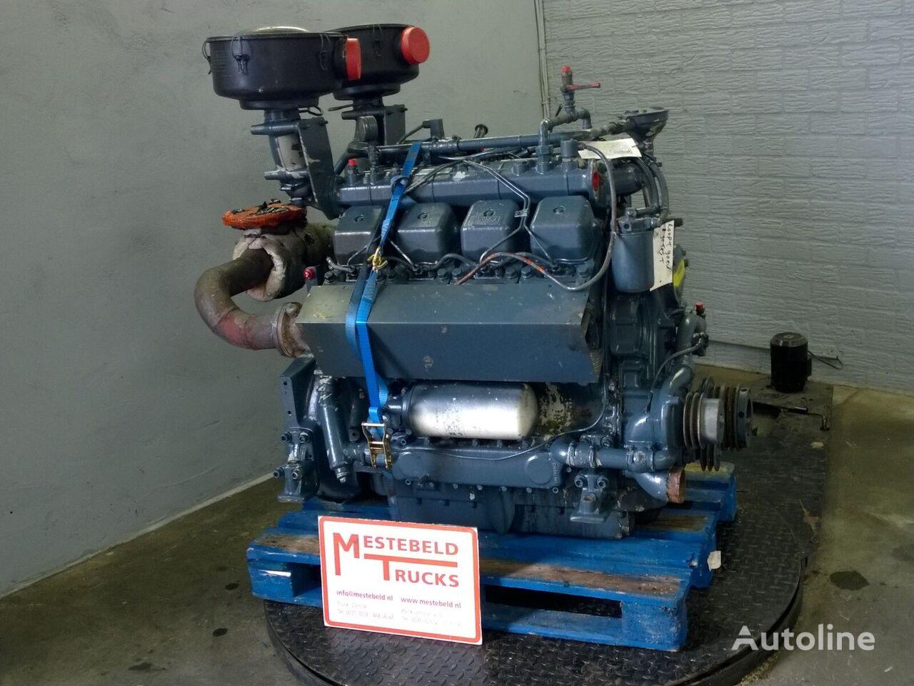 MWM D234 V8 motor pentru Motor MWM D234 V8 autotractor