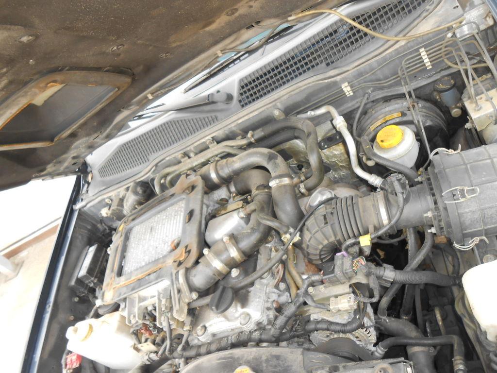 ZD30D NISSAN TERRANO II 3.0 D motor pentru NISSAN TERRANO II / NISSAN PATROL 3.0 camion