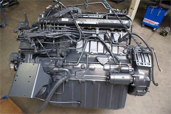 motor pentru SCANIA DC9.05 alte mașini de construcții