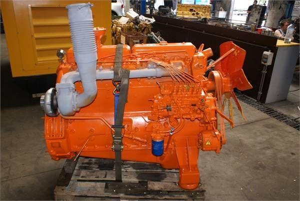 motor pentru SCANIA DS11 excavator