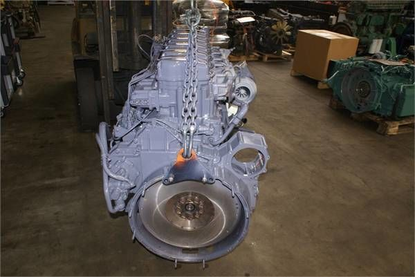 motor pentru SCANIA DSC 12 01 camion