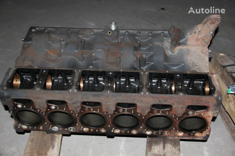 Scania DT 12 DC12 BLOK SILNIKA Euro 4 Euro 5 motor pentru SCANIA SERIE  R autotractor