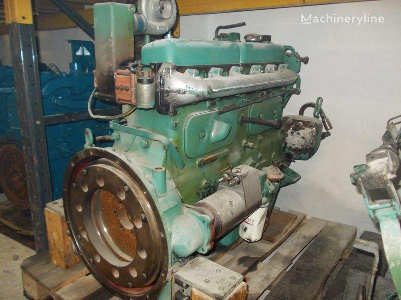 VOLVO motor pentru VOLVO EC 230 excavator