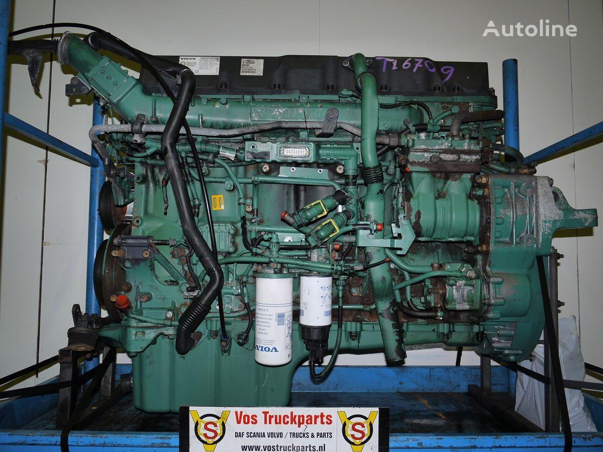 motor VOLVO D13A-440 EC01 EPG pentru camion VOLVO D13A-440 EC01 EPG