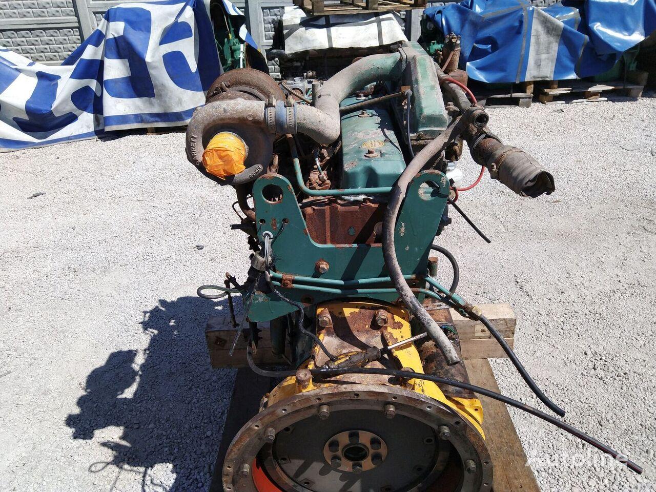motor VOLVO D71 TD71C pentru basculantă articulată VOLVO A20 A25 A30