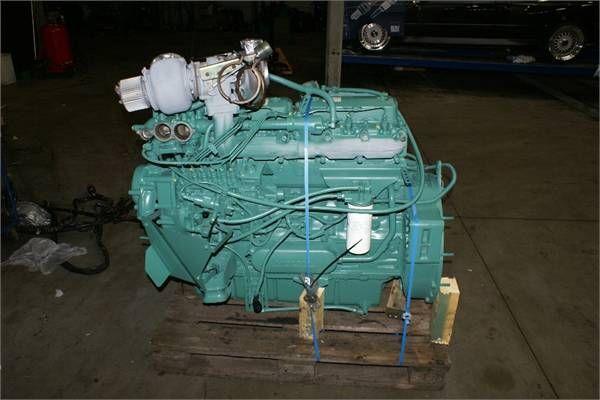 motor pentru VOLVO D7C alte mașini de construcții