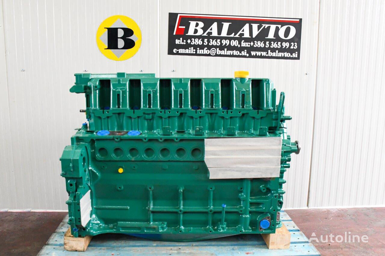 motor VOLVO D7E LONG BLOCK for l120E/F pentru încărcător frontal