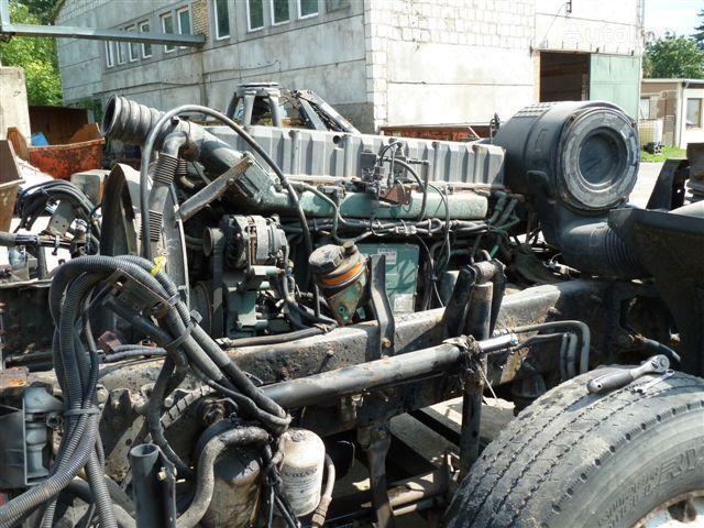 Volvo D12A motor pentru VOLVO FH12