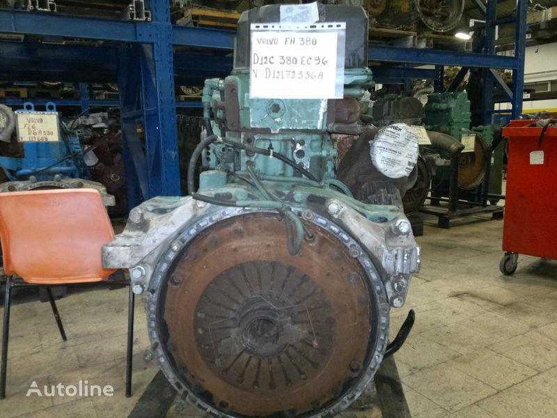 D12C-380HP Volvo D12C motor pentru VOLVO FH12 / L180 camion