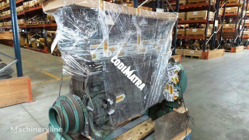 motor VOLVO LONG BLOCK D9B 718L pentru basculantă articulată VOLVO A25E