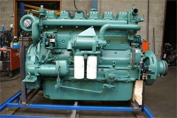 VOLVO TD121C motor pentru VOLVO TD121C cilindru compactor