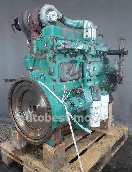 motor VOLVO TD71G pentru încărcător frontal