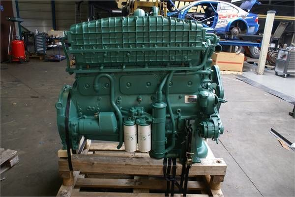 motor pentru VOLVO TWD 1210 G excavator