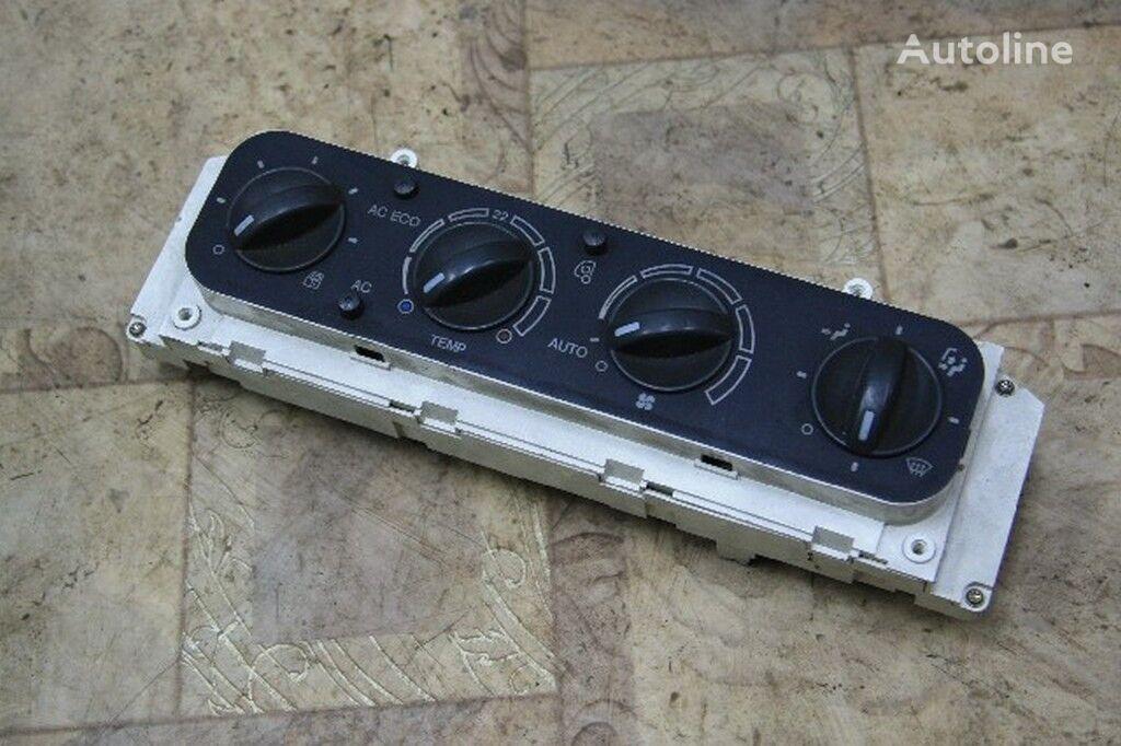 Blok upravleniem pechkoy i kondicionerom MAN panou cu dispozitive pentru camion