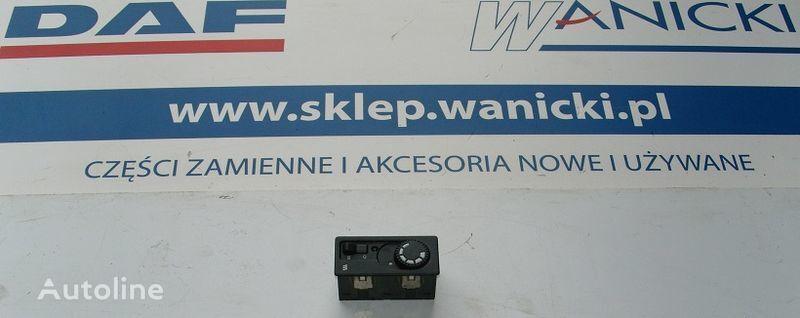DAF WEBASTO panou cu dispozitive pentru DAF CF 65, 75, 85 autotractor