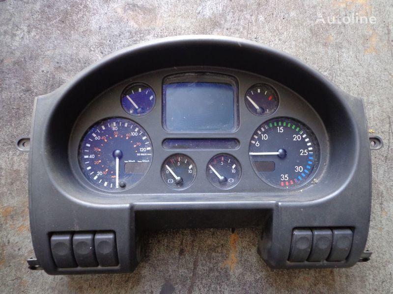 panou cu dispozitive pentru DAF XF, CF autotractor